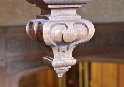 Fig. 9. Pendant finial.